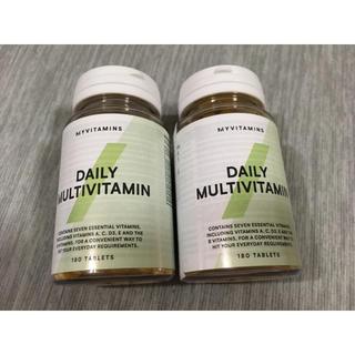 マイプロテイン(MYPROTEIN)のマイプロテイン ビタミン剤 1瓶60粒(ビタミン)