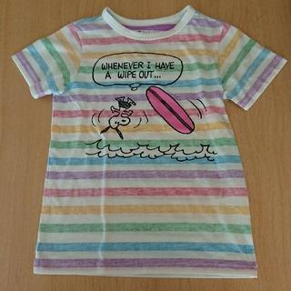 セブンデイズサンデイ(SEVENDAYS=SUNDAY)の SNOOPY  スヌーピー Tシャツ 130size(Tシャツ/カットソー)