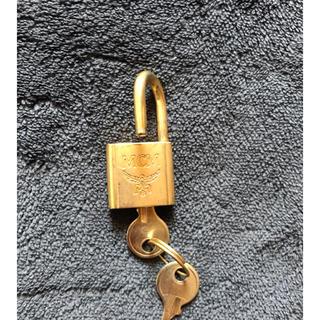 エムシーエム(MCM)のMCMの鍵 カギ  ボストンバックの鍵(その他)