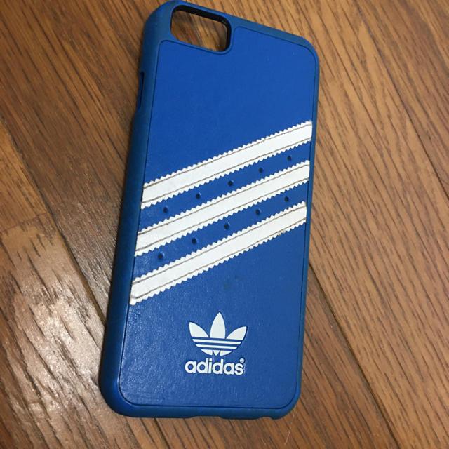 adidas(アディダス)のiphone6.6sケース adidas スマホ/家電/カメラのスマホアクセサリー(iPhoneケース)の商品写真