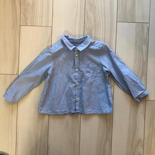 ボンポワン(Bonpoint)のボンポワン シャツ 2歳(Tシャツ/カットソー)