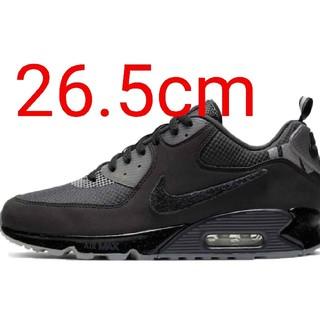 UNDEFEATED - Nike エアマックス90 undefeated 26.5cm