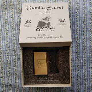 ガミラシークレット(Gamila secret)のガミラシークレット ゼラニウム(ボディソープ/石鹸)