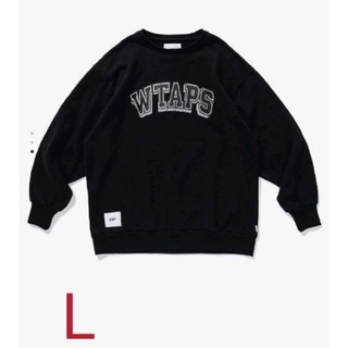 W)taps - wtaps DAWN. DESIGN CREW NECK SWEATSHIRT
