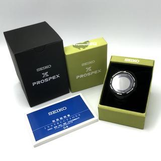 セイコー(SEIKO)のセイコー X PROSPEX プロスペックス SBEB001 アルピニスト 黒(腕時計(デジタル))