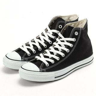 DEUXIEME CLASSE - 【新品タグ付き】Converse★CANVAS ALL STERハイカット 黒