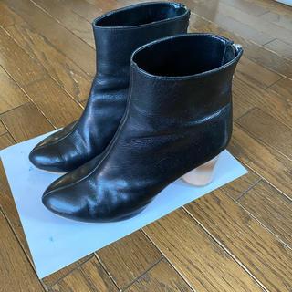 ステュディオス(STUDIOUS)のUNITED TOKYO レザーブーツ(ブーツ)