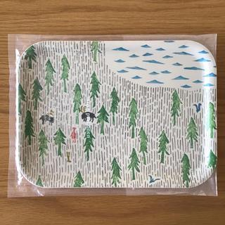 ミナペルホネン(mina perhonen)の【新品】ミナペルホネン トレイ  one day(テーブル用品)