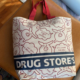 drug store's - drugstore トートバッグ