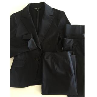 INDIVI - インディヴィ スカートスーツ パンツスーツ