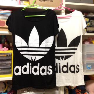アディダス(adidas)のadidas ペアルック? セット 新品(Tシャツ(半袖/