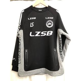 LUZ - LUZ e SOMBRA/ルースイソンブラスエットトレーナーブラックMサイズ