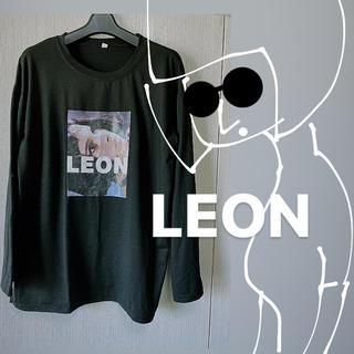 X-girl - ロンT 黒 LEON