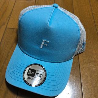 ニューエラー(NEW ERA)の北海道日本ハムファイターズ キャップ(記念品/関連グッズ)