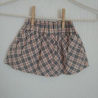 バーバリー(BURBERRY)のバーバリー  スカート  80センチ(スカート)
