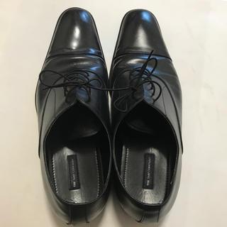 スーツカンパニー(THE SUIT COMPANY)のスーツカンパニー 革靴 黒 26.5センチ(ドレス/ビジネス)