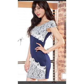 デイジーストア(dazzy store)のキャバ ドレス ミニ タイト ワンピース (ミニワンピース)