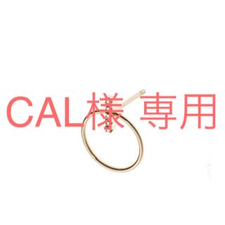 エストネーション(ESTNATION)の★hirotaka★ダイヤモンド ドアノッカー ピアス(両耳)(ピアス)