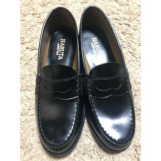 HARUTA (ハルタ)ローファー25cm/入学式通学靴フォーマル通勤靴