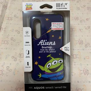 アクオス(AQUOS)のスマホケース★イーフィット AQUOS対応 エイリアン  (Androidケース)