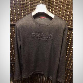 プラダ(PRADA)のPRADA ロンT (Tシャツ/カットソー(七分/長袖))