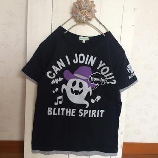 3can4on - サンカンシオンオバケTシャツ★フェリシモライトオンジャンクストアユニクロ好きに♪