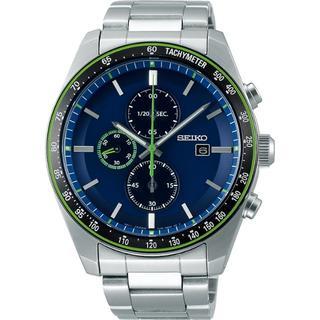 セイコー(SEIKO)のSEIKO 限定品 ソーラー メンズ腕時計 クロノグラフ SBPY145(腕時計(アナログ))