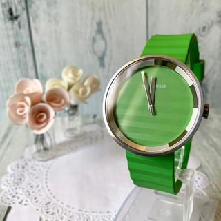 イッセイミヤケ(ISSEY MIYAKE)の【電池交換済み】ISSEY MIYAKE イッセイミヤケ 腕時計 please(腕時計(アナログ))