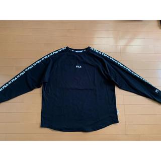 フィラ(FILA)のFILAロンT(Tシャツ(長袖/七分))