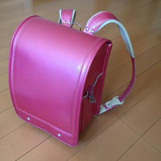 かるすぽ ランドセル(pearl pink)
