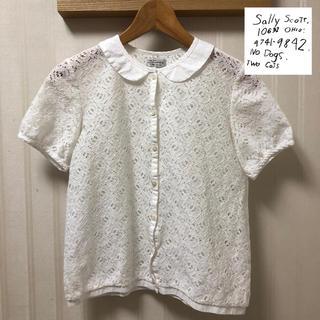 ミナペルホネン(mina perhonen)の【Sally Scott】ブラウス(シャツ/ブラウス(半袖/袖なし))