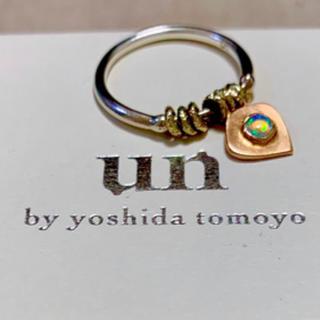 アッシュペーフランス(H.P.FRANCE)のun by Tomoyo Yoshida  オパールリング(リング(指輪))