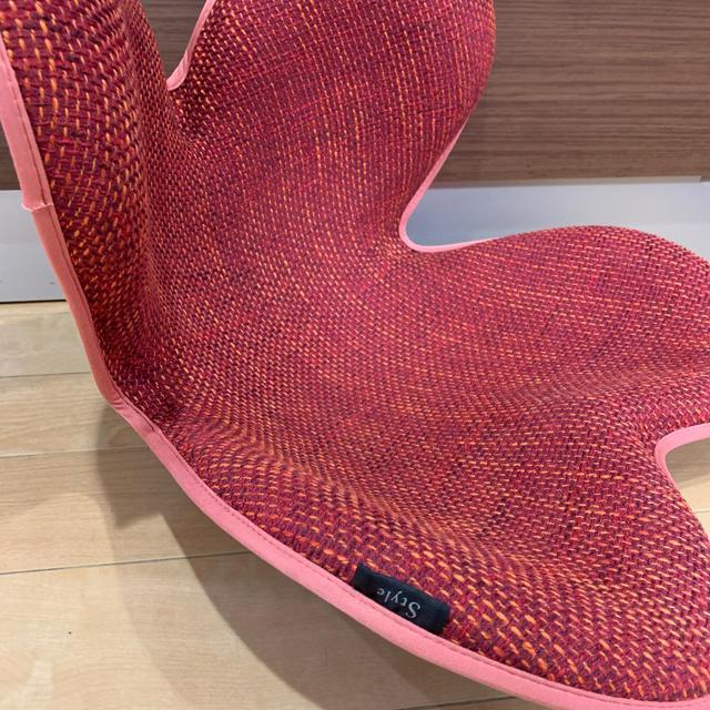 MTG 骨盤 サポートチェア  インテリア/住まい/日用品の椅子/チェア(その他)の商品写真