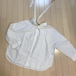 ノーブル(Noble)のリボンシャツ(シャツ/ブラウス(長袖/七分))