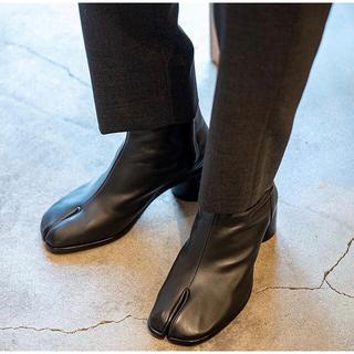 マルタンマルジェラ(Maison Martin Margiela)の新品正規品 Maison Margiela Tabi 足袋ブーツ(ブーツ)