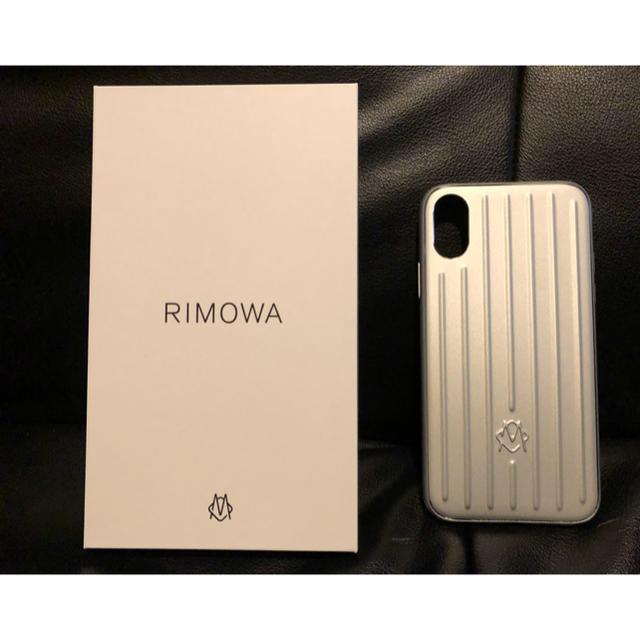 RIMOWA - RIMOWA iphone x.xsの通販