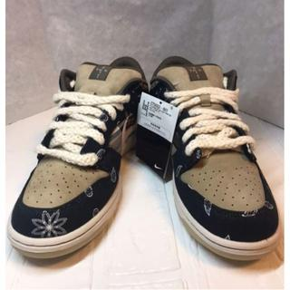 ナイキ(NIKE)の29cm Travis Scott x Nike Dunk Low SB(スニーカー)