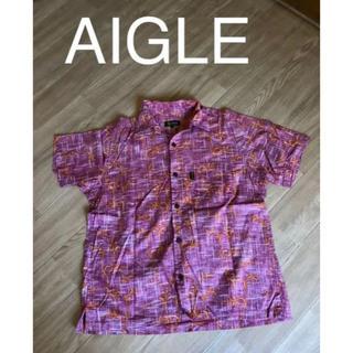 エーグル(AIGLE)のAIGLE エーグル 半袖シャツ(シャツ)