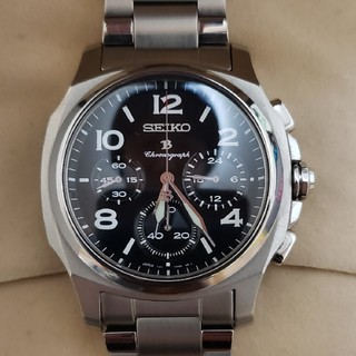 セイコー(SEIKO)のセイコーブライツアドバンクロノSAGJ001(7J21-0AA0)(腕時計(アナログ))