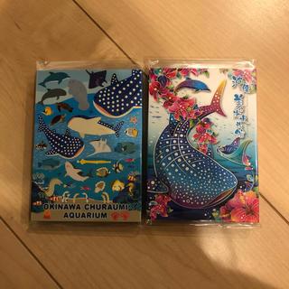 沖縄美ら海水族館 メモセット