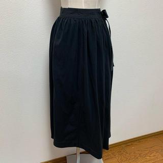 ロデオクラウンズ(RODEO CROWNS)の巻きスカート(ロングスカート)