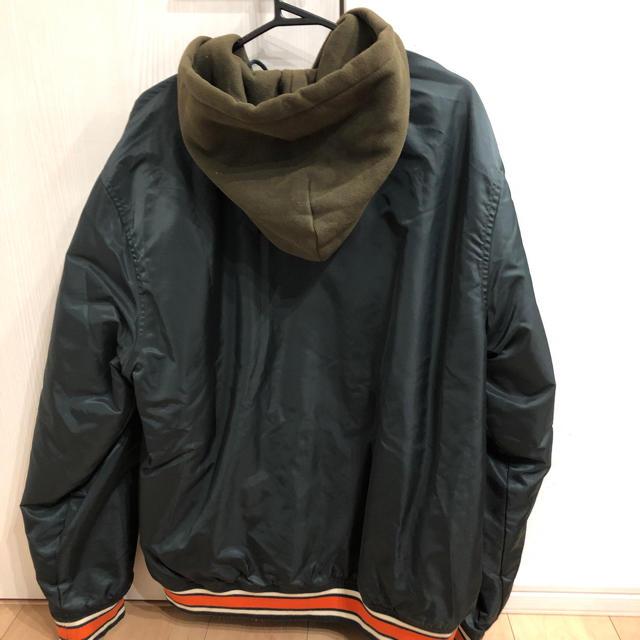 STUSSY(ステューシー)の【3月末までの特価】stussy  XL スタジャン メンズのジャケット/アウター(スタジャン)の商品写真