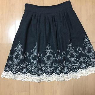 L'EST ROSE - レストローズ スカート