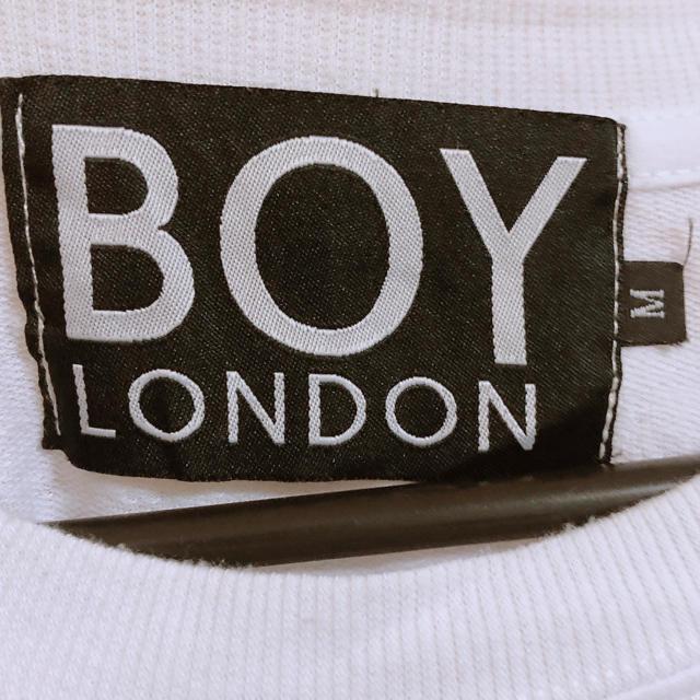 Boy London(ボーイロンドン)の♡ BOY LONDON スウェットトレーナー長袖トップス★ メンズのトップス(Tシャツ/カットソー(七分/長袖))の商品写真