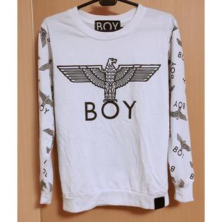 ボーイロンドン(Boy London)の♡ BOY LONDON スウェットトレーナー長袖トップス★(Tシャツ/カットソー(七分/長袖))