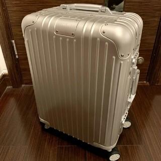 リモワ(RIMOWA)のRIMOWA リモワ スーツケース(トラベルバッグ/スーツケース)