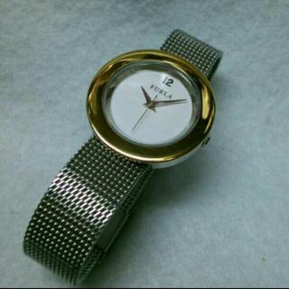 Furla - フルラ FURLA シルバー ゴールド  腕時計