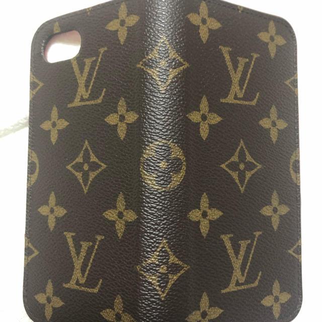 お値下げしましたヴィトンiPhone8専用、iPhone7対応美品の通販