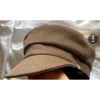 Mila Owen - Mila Owen  マリン キャスケット 帽子 ハット 新品未使用品