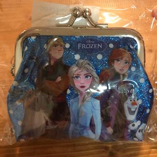 アナと雪の女王 - アナ雪2 がま口お財布